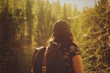hiker-846094